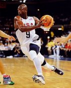 Dwyane Wade LIMITED STOCK Team USA 8X10 Photo