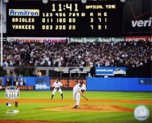 Mariano Rivera Last Pitch Final Game at Yankee Stadium New York Yankees LIMITED STOCK 8X10 Photo