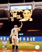 Yogi Berra Final Game Yankee Stadium 2008 New York Yankees 8X10 Photo