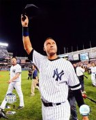 Derek Jeter Final Game Yankee Stadium LIMITED STOCK 8X10 Photo