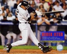Derek Jeter 1270th Hit at Yankee Stadium New York Yankees LIMITED STOCK 8X10 Photo