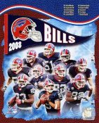 Bills 2008 Buffalo Team 8x10 Photo