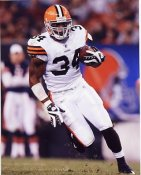 Travis Thomas Cleveland Browns 8X10 Photo