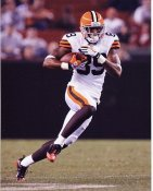 Paul Hubbards Cleveland Browns 8X10 Photo