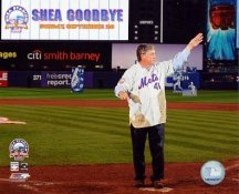 Tom Seaver Final Game at Shea Stadium New York Mets 8X10 Photo