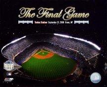 E3 Yankee Stadium Final Game 9-21-08 8x10 Photo