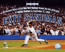 Mariano Rivera Final Pitch at Yankee Stadium New York Yankees LIMITED STOCK 8X10 Photo