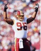 Cornelius Griffin Washington Redskins 8x10 Photo
