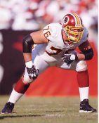 Jon Jansen Washington Redskins 8x10 Photo