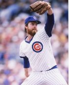 Rick Sutcliffe Chicago Cubs 8X10 Photo