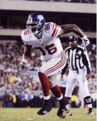Darcy Johnson New York Giants 8X10 Photo