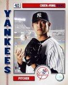 Chien-Ming Wang New York Yankees 8X10 Photo