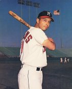 Eddie Mathews LIMITED STOCK Milwaukee Braves Cardboard Stock 8X10 Photo