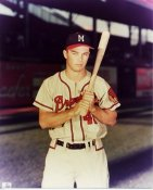 Eddie Mathews LIMITED STOCK Milwaukee Braves 8X10 Photo