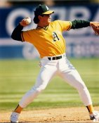 Mike Gallego or Sal Bando ????? (Not Positive on who this is) Athletics 8X10 Photo