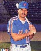 Keith Hernandez SALE 8X10 Glossy Card Stock SUPER SALE! Mets