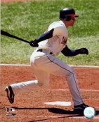 Grady Sizemore LIMITED STOCK Cleveland Indians 8X10 Photo