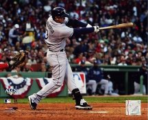 Evan Longoria ALCS Game 3 HR 2008 LIMITED STOCK Rays 8X10 Photo