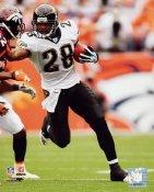 Fred Taylor Jacksonville Jaguars 8X10 Photo