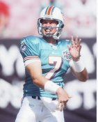 AJ Feeley Miami Dolphins 8X10 Photo