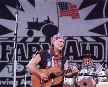 Willie Nelson 8X10 Photo