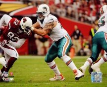 Jake Long LIMITED STOCK Miami Dolphins 8X10 Photo