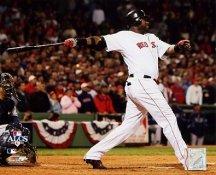 David Ortiz LIMITED STOCK 2008 ALCS Game 5 Boston Red Sox 8x10 Photo
