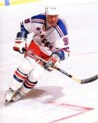 Wayne Gretzky New York Rangers 8x10 Photo
