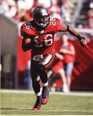 Will Allen Tampa Bay Bucs 8X10 Photo