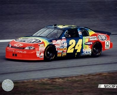 Jeff Gordon G1 LIMITED STOCK RARE 8X10 Photo