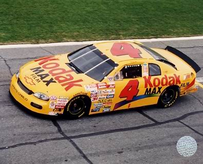 Sterling Marlin 8X10 Photo