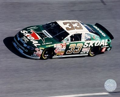 Harry Gant LIMITED STOCK Racing 8x10 Photo