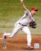 Brad Lidge Game 1 World Series 2008 Phillies 8X10 Photo