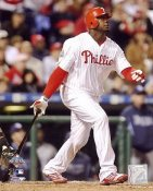 Ryan Howard Game 3 HR World Series 2008 LIMITED STOCK Phillies 8X10 Photo