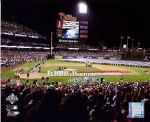 Citizens Bank ParK World Series 2008 Game 3 Philadelphia Phillies 8X10 Photo