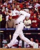 Jayson Werth LIMITED STOCK Game 5 RBI World Series 2008 Phillies 8X10 Photo
