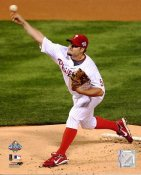 Joe Blanton Game 4 World Series 2008 LIMITED STOCK Phillies 8X10 Photo
