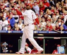 Ryan Howard Game 4 Home Run World Series 2008 LIMITED STOCK Phillies 8X10 Photo