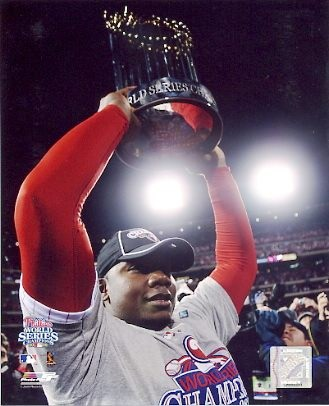 Ryan Howard LIMITED STOCK WS Trophy World Series 2008 Phillies 8X10 Photo