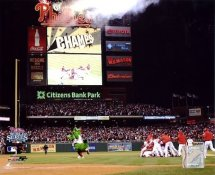 Citizens Bank Park World Series 2008 Game 5 Philadelphia Phillies 8X10 Photo
