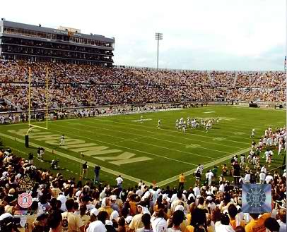 N2 Bright House Networks Stadium University of Central Florida Knights 8X10 Photo