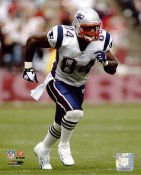 Benjamin Watson LIMITED STOCK New England Patriots 8X10 Photo
