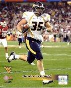Owen Schmitt West Virginia 8X10