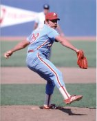 Sparky Lyle Philadelphia Phillies 8X10 Photo