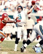 Mark Brunell G1 OUT OF PRINT Jaguars 8X10 Photo