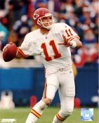 Elvis Grbac G1 OUT OF PRINT Chiefs 8X10 Photo