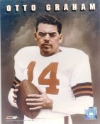 Otto Graham G1 OUT OF PRINT Browns 8X10 Photo