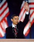 Barack Obama President Elect Grant Park Election Night 8x10 Photo