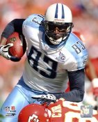 Alge Crumpler Tennessee Titans 8X10 Photo