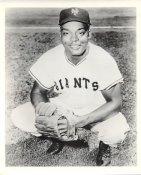 Monte Irvin New York Giants Original Old 8X10 Photo